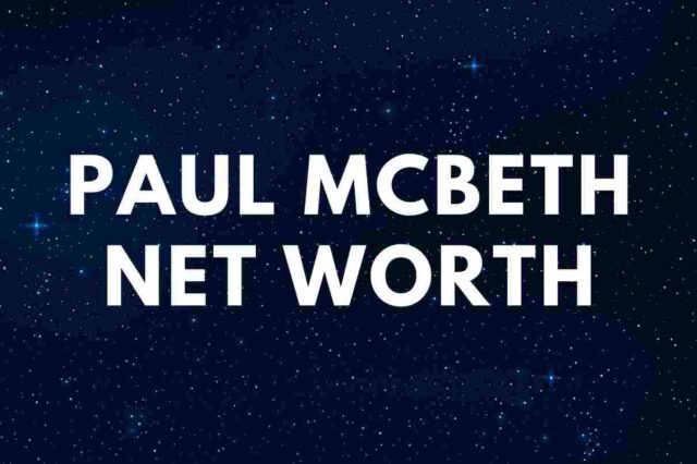 Paul McBeth - Net Worth, Wife (Hannah), Biography