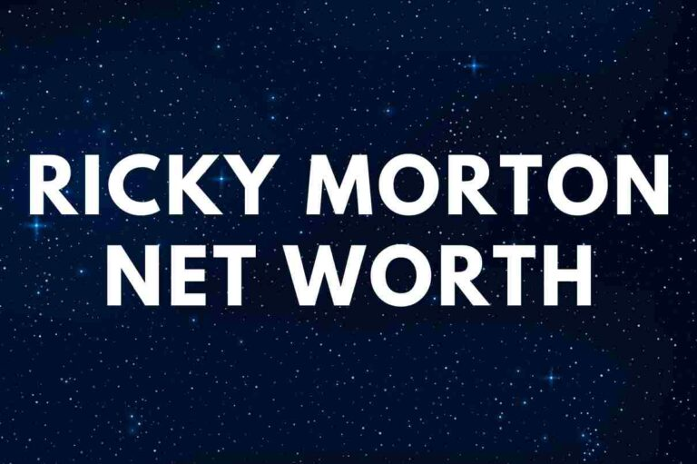 Ricky Morton - Net Worth, Wife (Andrea), Biography