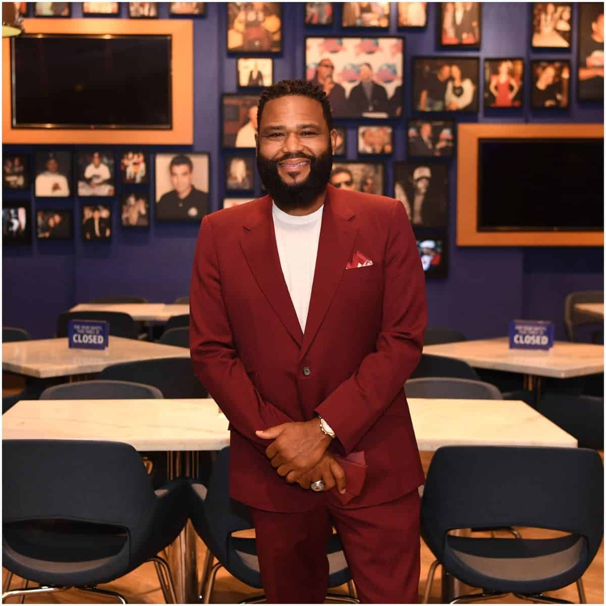 Anthony Anderson height