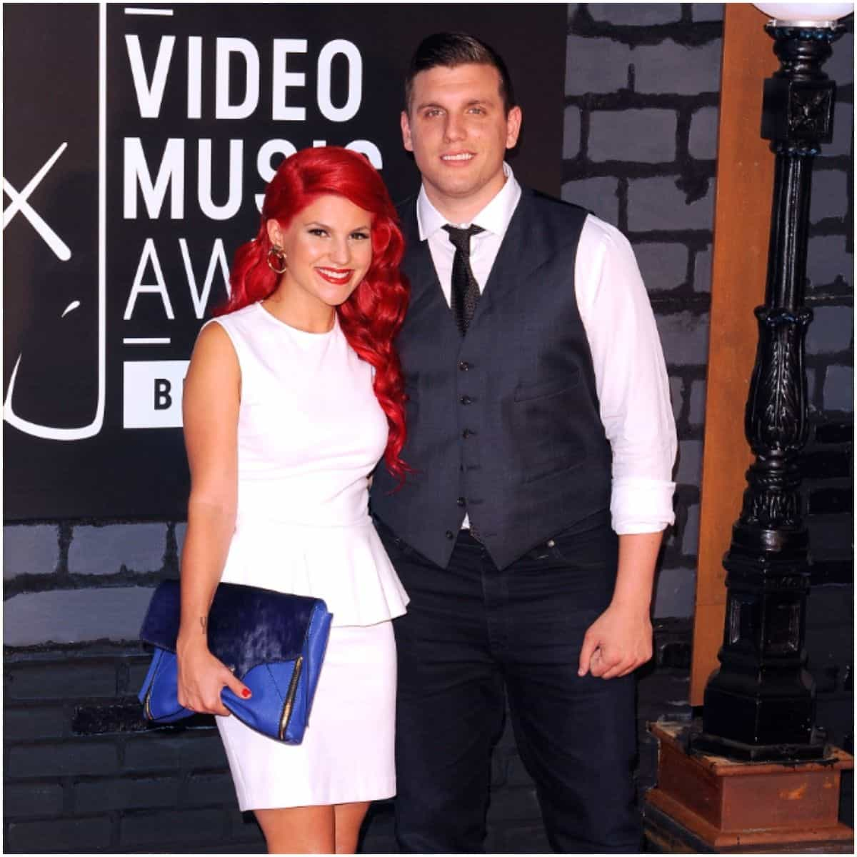 Chris Distefano and girlfriend Carly Aquilino