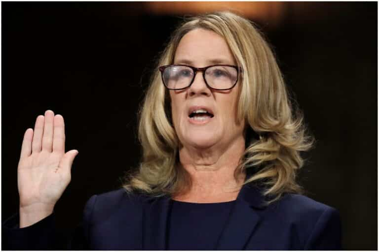 Christine Blasey Ford - Net Worth, Husband (Russell Ford), Biography