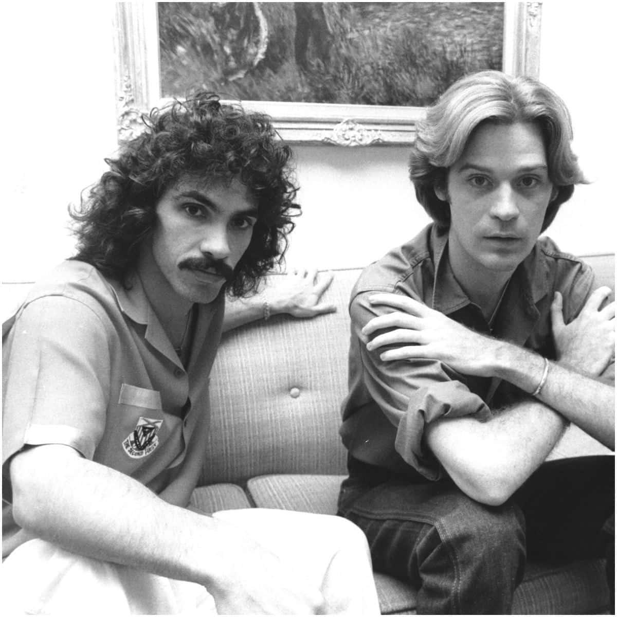 Daryl Hall with John Oates