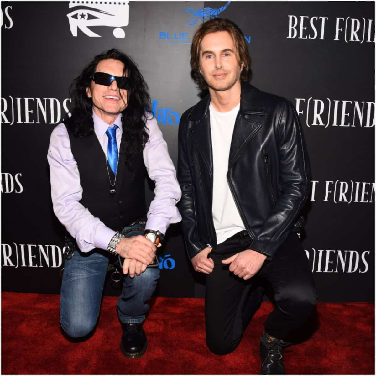 Greg Sestero and Tommy Wiseau
