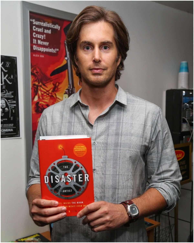 Greg Sestero book The Disaster Artist