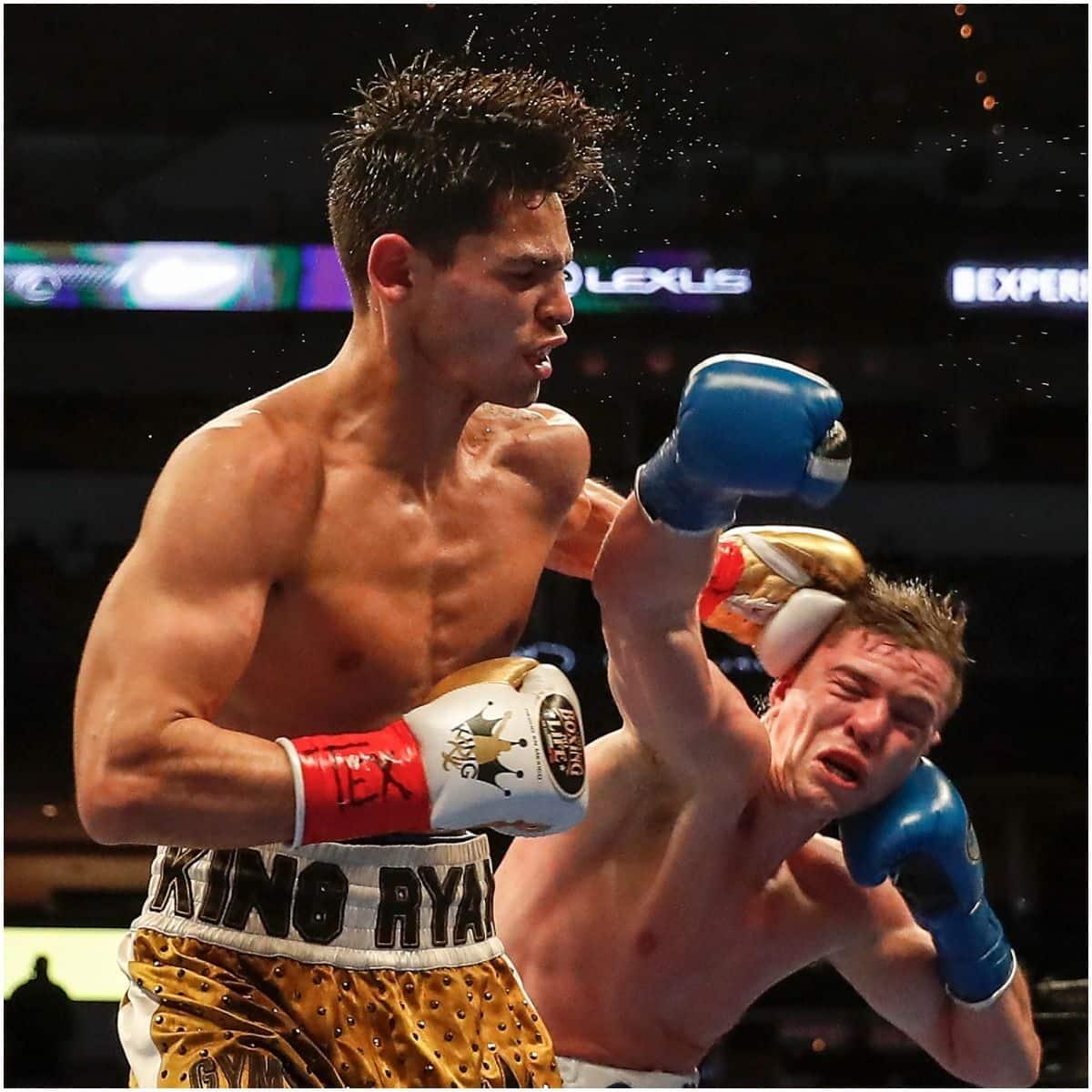 Luke Campbell vs Ryan Garcia