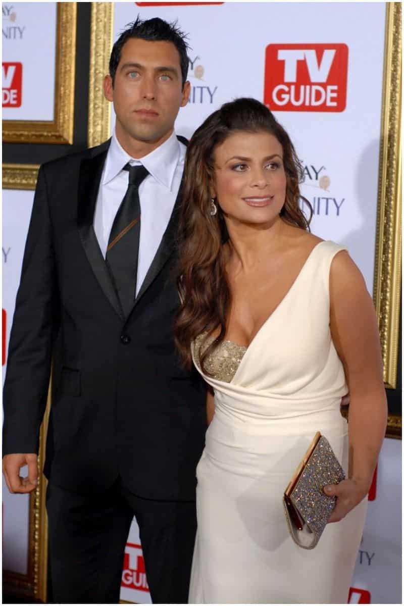 Paula Abdul and boyfriend JT Torregiani