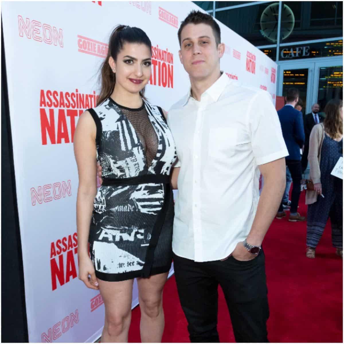Rachel Levin and boyfriend Tyler Regan