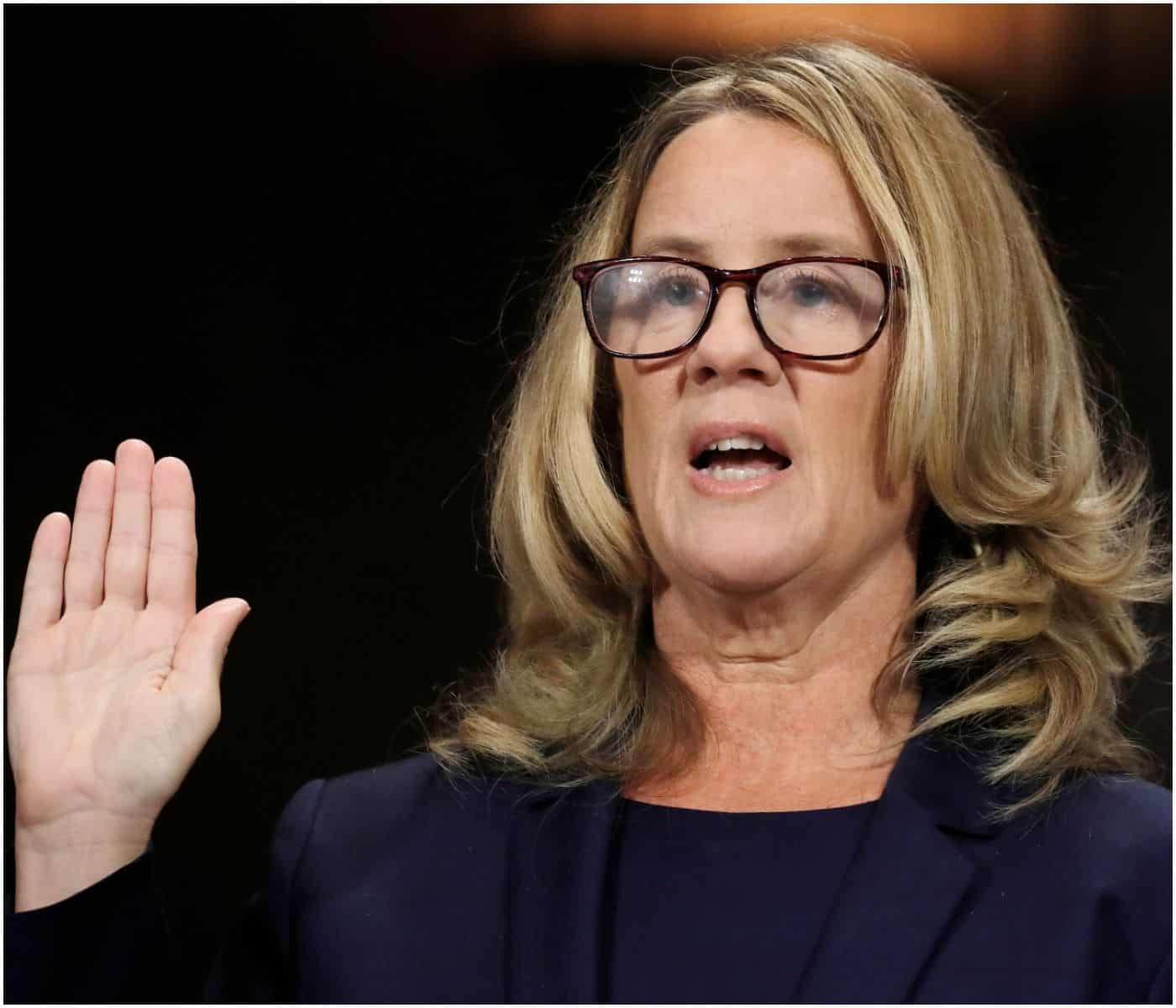 what is the net worth of Christine Blasey Ford