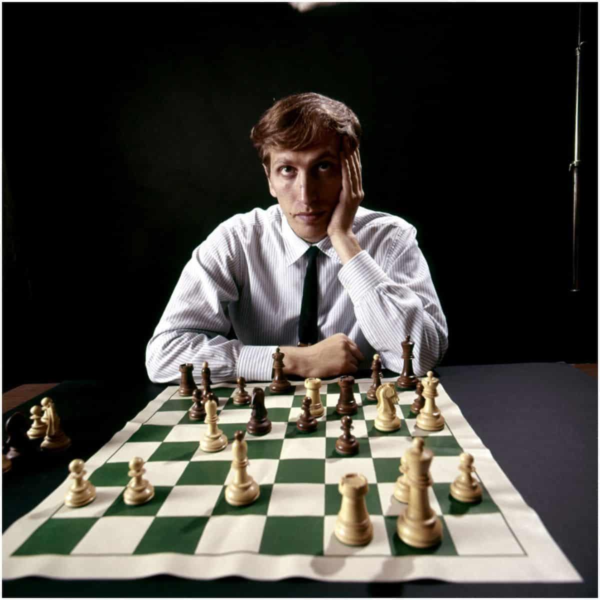 Bobby Fischer IQ