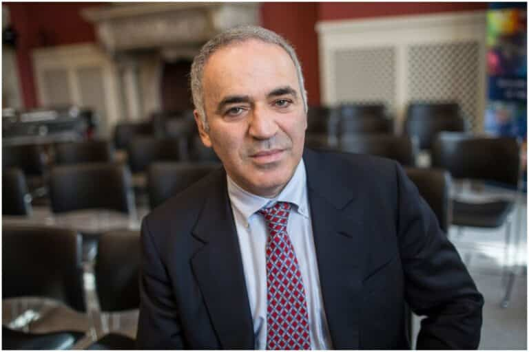 Garry Kasparov - Net Worth, IQ, Wife (Daria Tarasova), Quotes, Biography