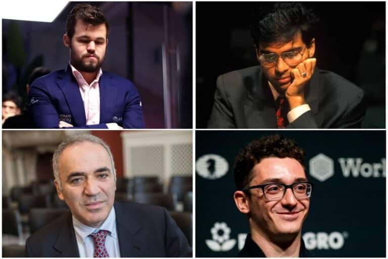 Richest Chess Players In The World