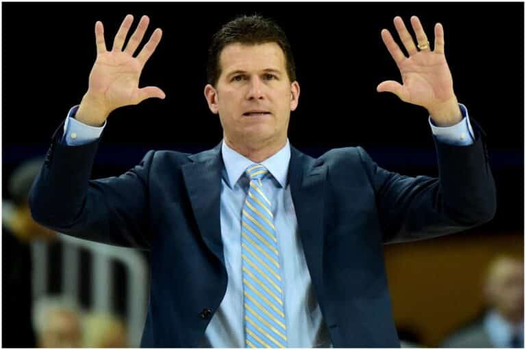 Steve Alford - Net Worth, Wife (Tanya), Contract, Biography