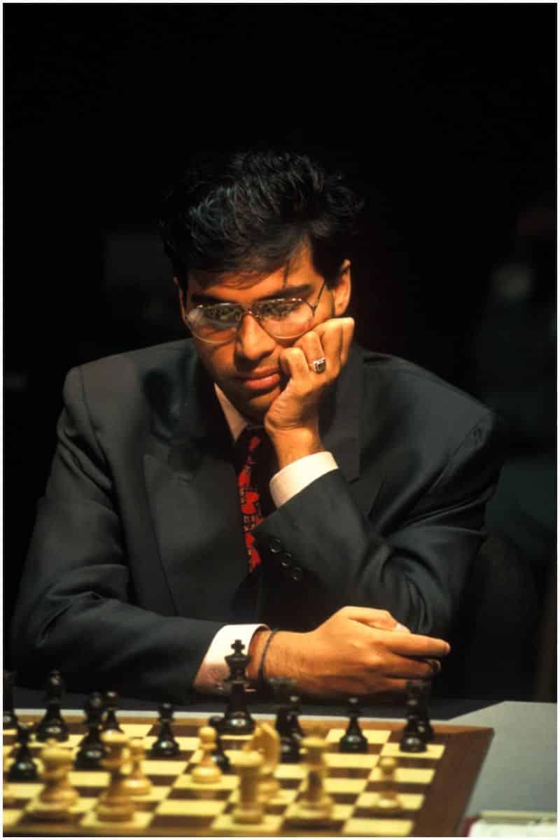 Viswanathan Anand Net Worth