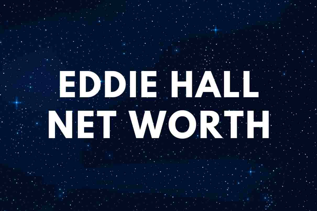 what is the net worth of Eddie Hall