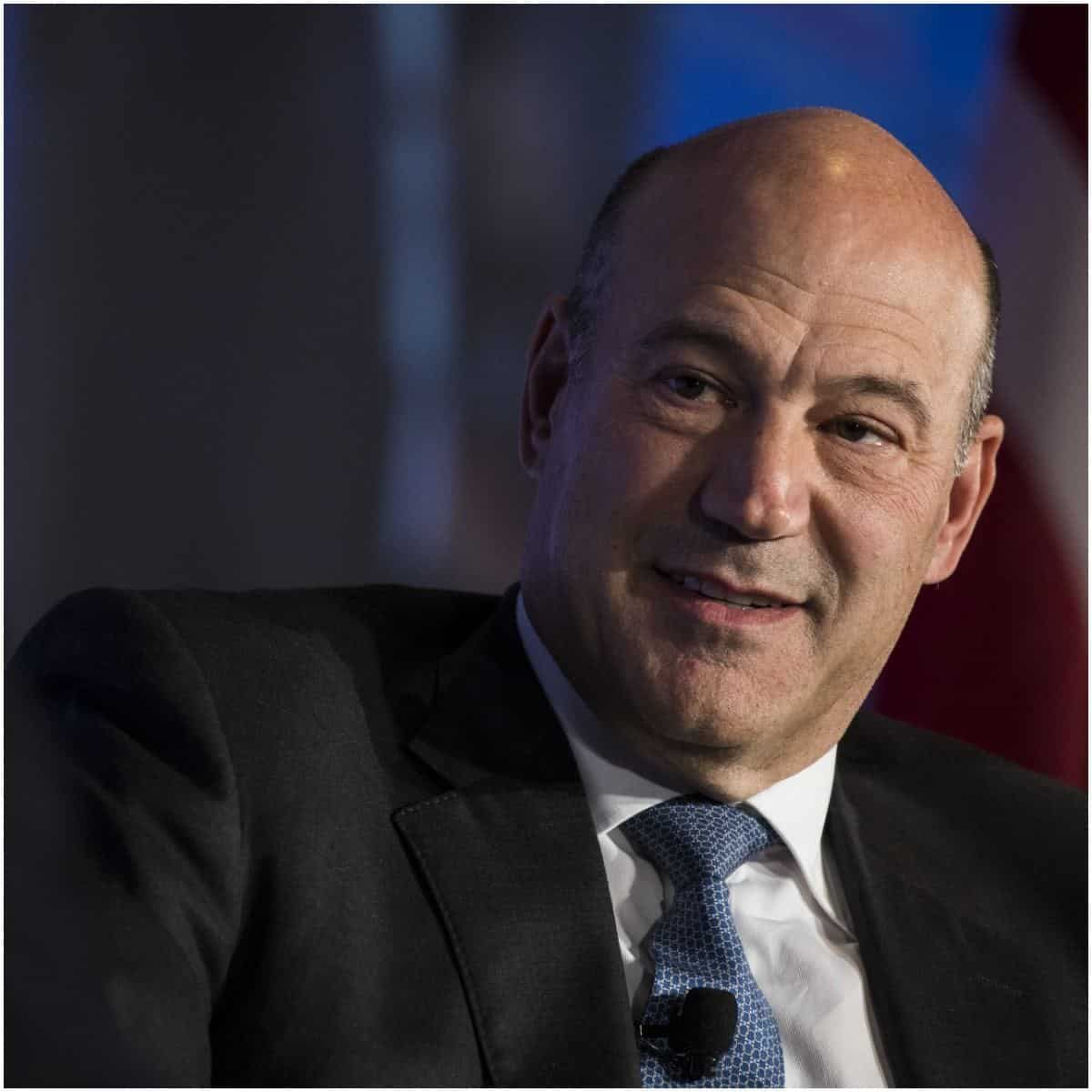what is the net worth of Gary Cohn