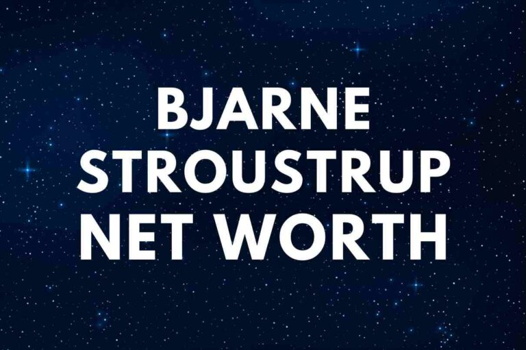 Bjarne Stroustrup - Net Worth, C++, Wife (Marian), Biography
