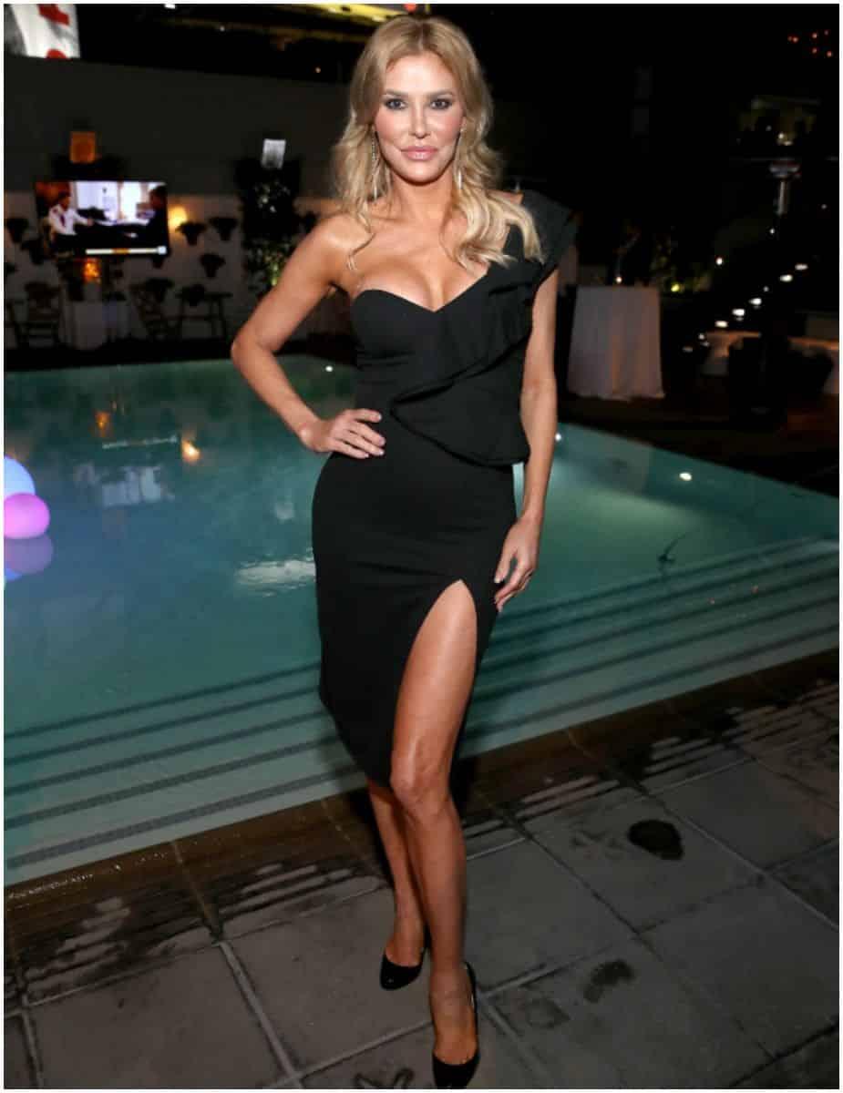 Brandi Glanville, ex-girlfriend of Theo Von