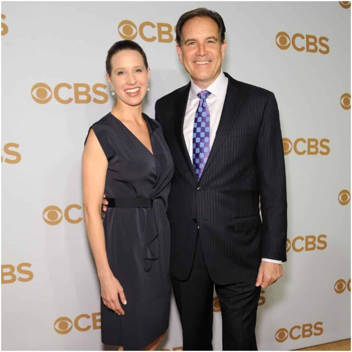Jim Nantz and wife Courtney Richards