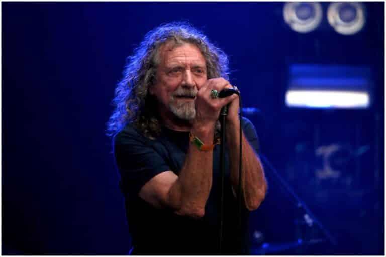 Robert Plant Net Worth 2021 Wife, Children, Biography