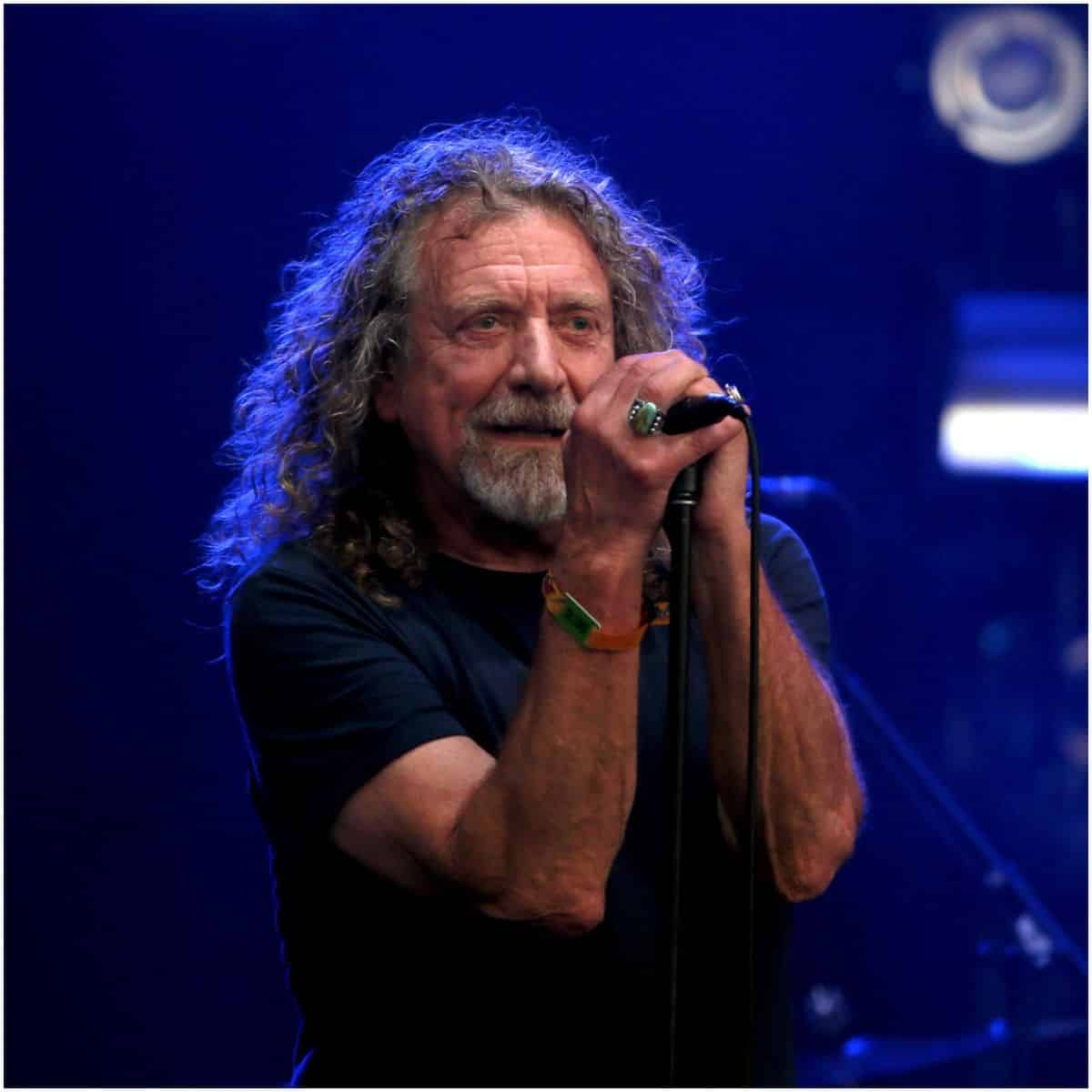 Robert Plant biography