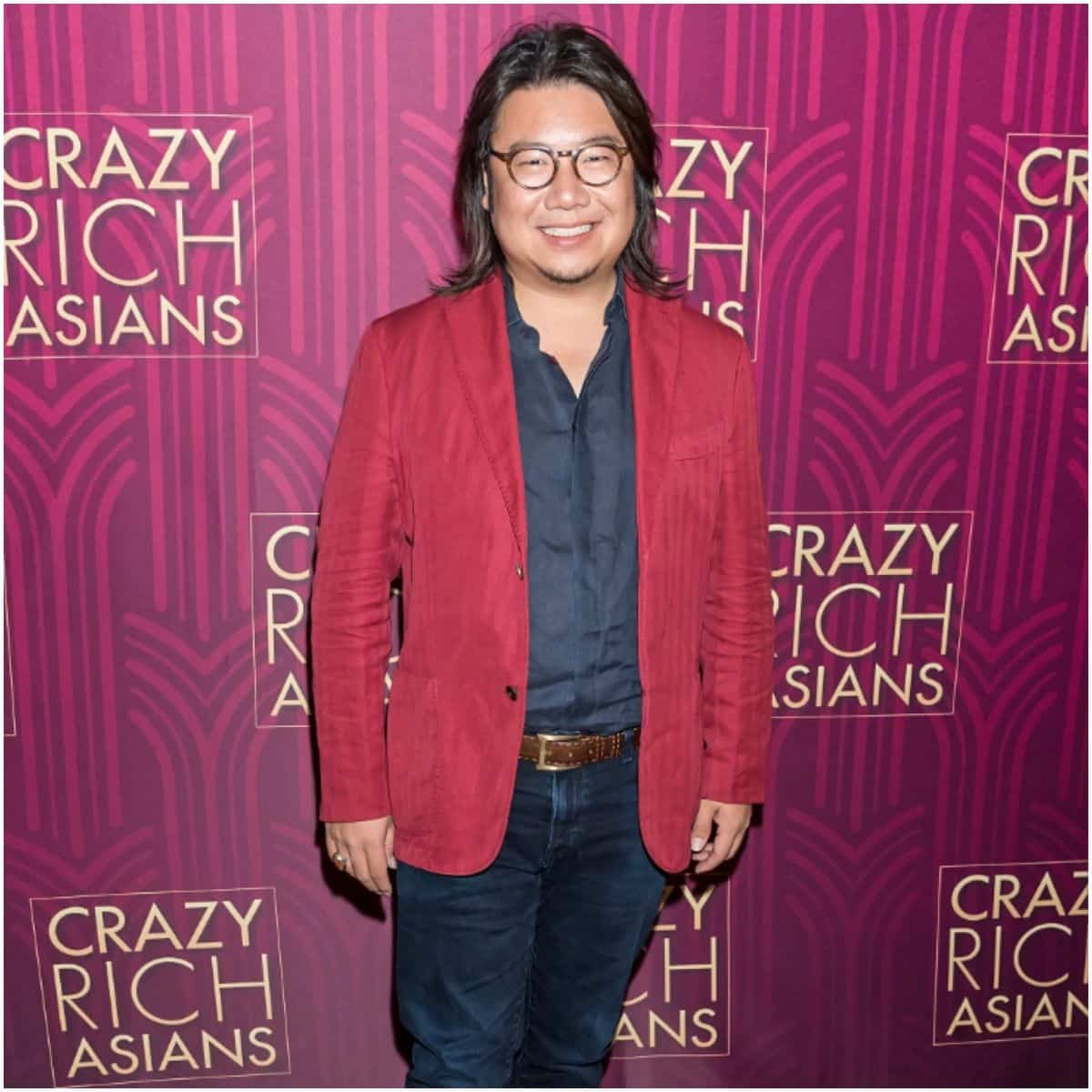 what is the net worth of Kevin Kwan