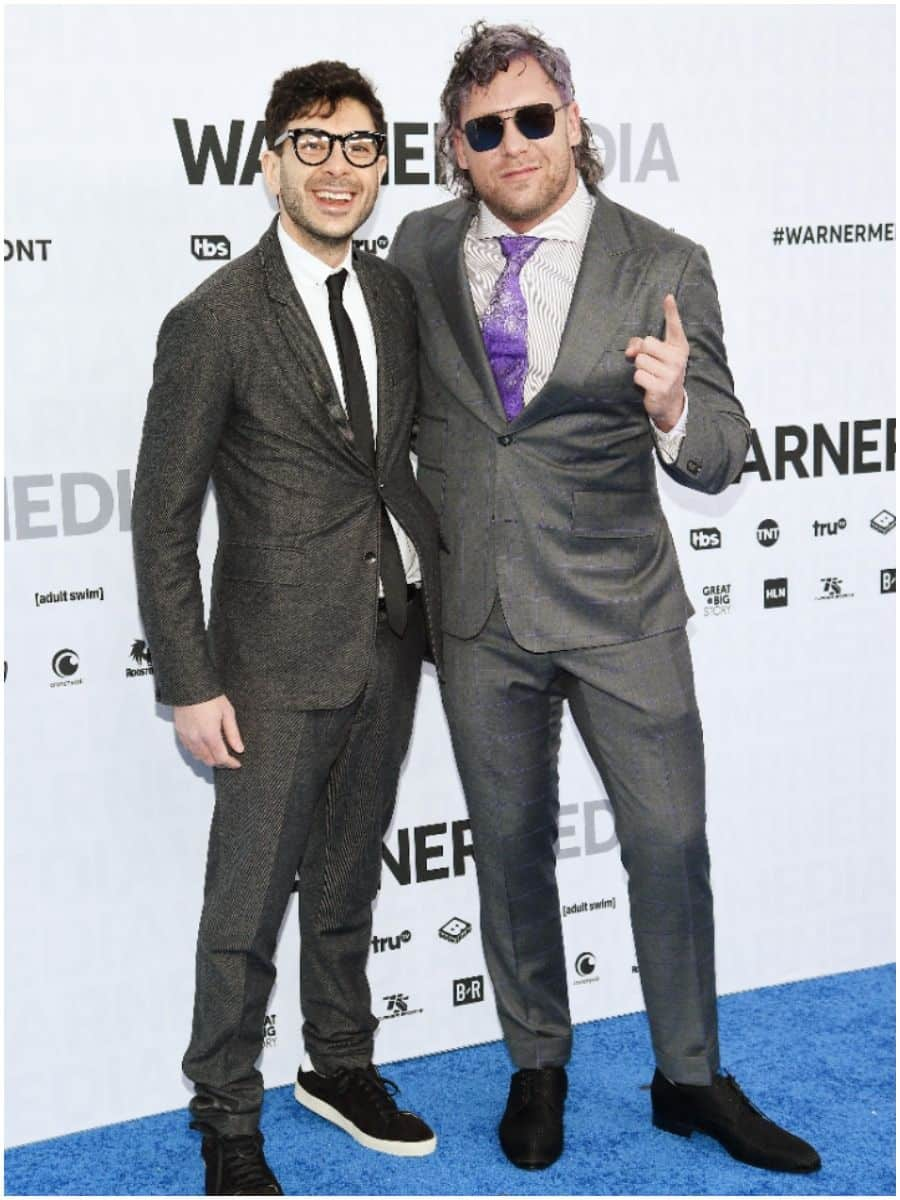 what is the net worth of Tony Khan