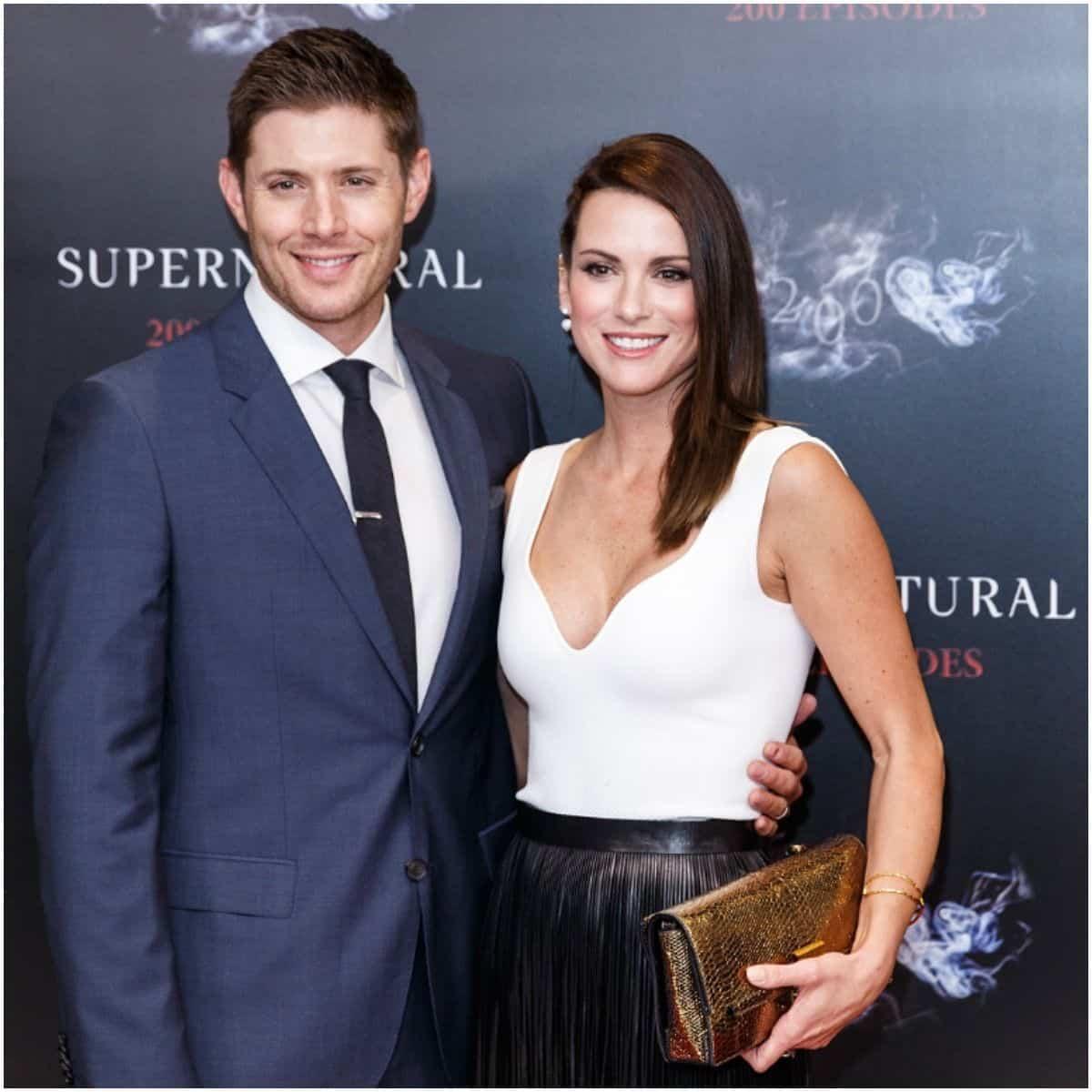 Danneel Ackles and husband Jensen Ackles