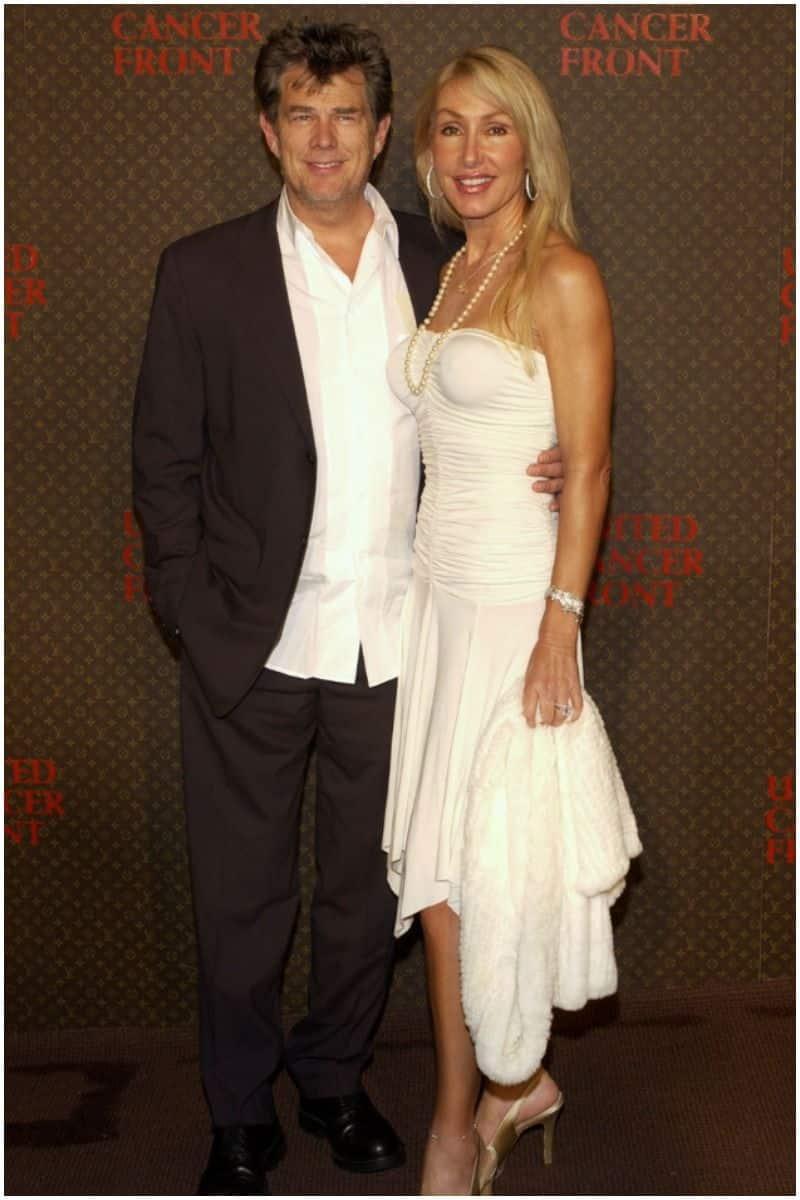 David Foster and Linda Thompson