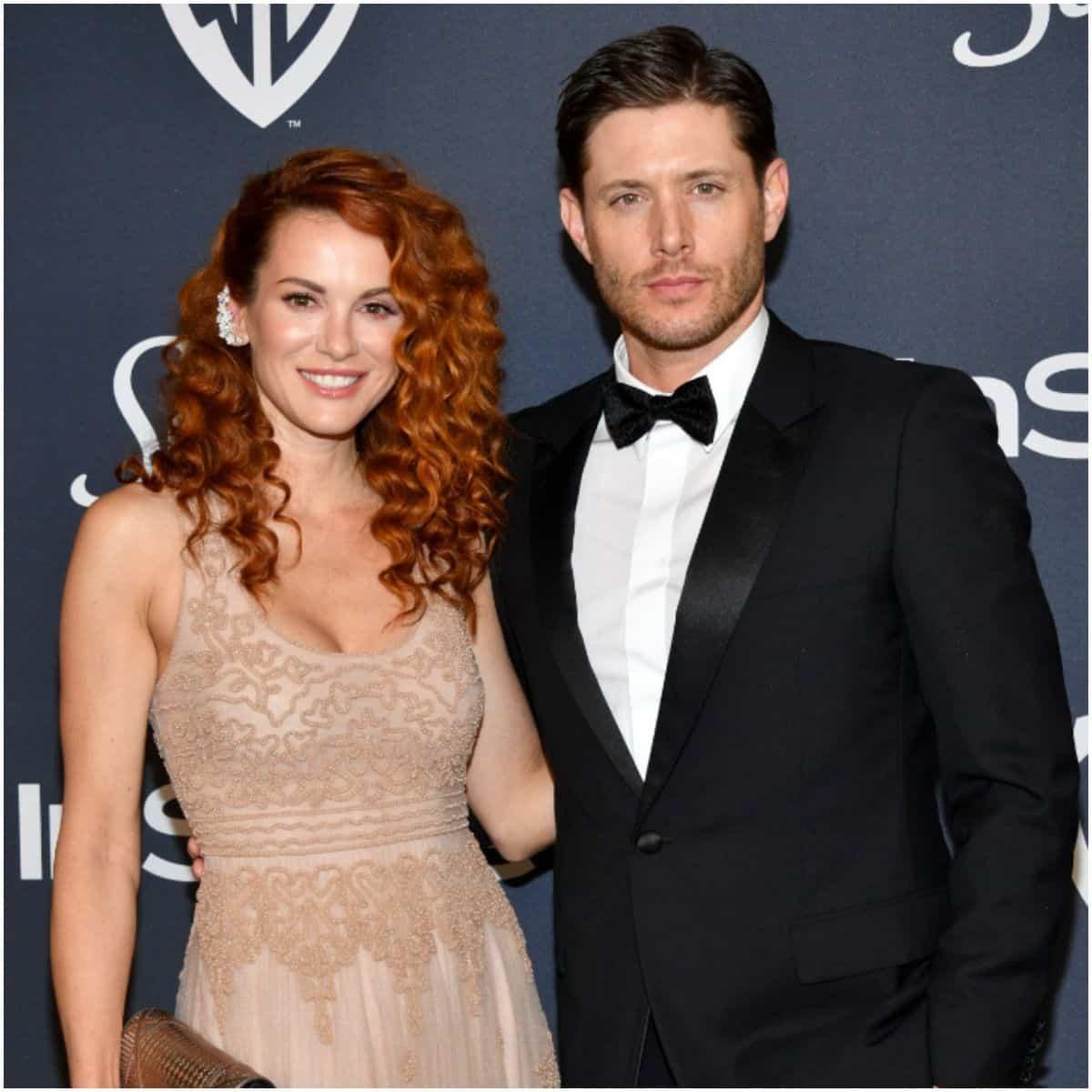 Jensen Ackles and wife Danneel Ackles