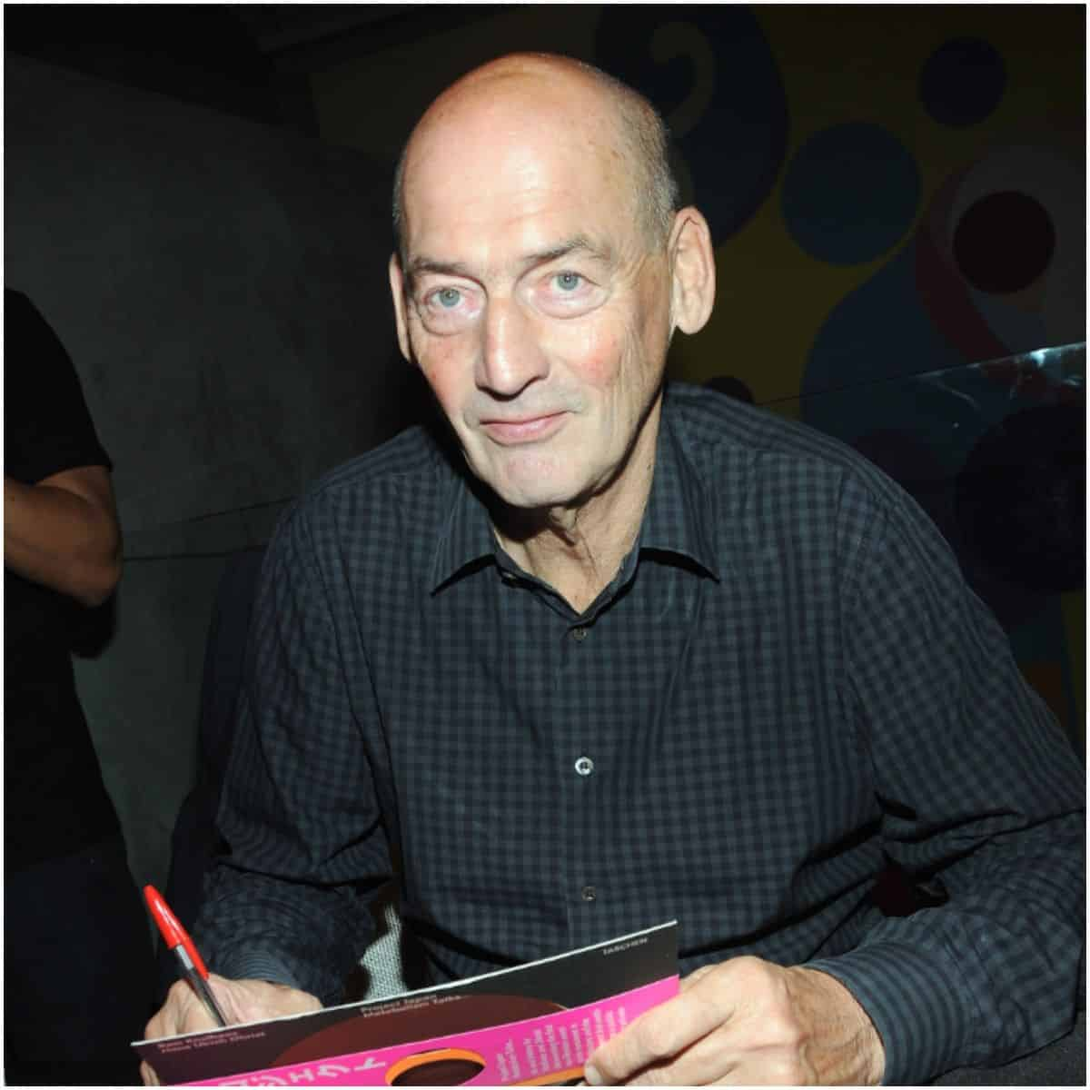 Rem Koolhaas net worth