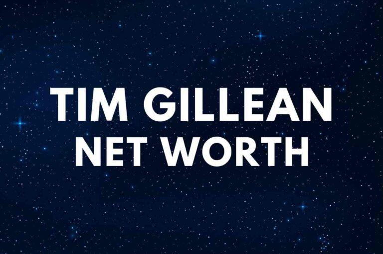 Tim Gillean - Net Worth, Wife (Angela Gillean), Biography