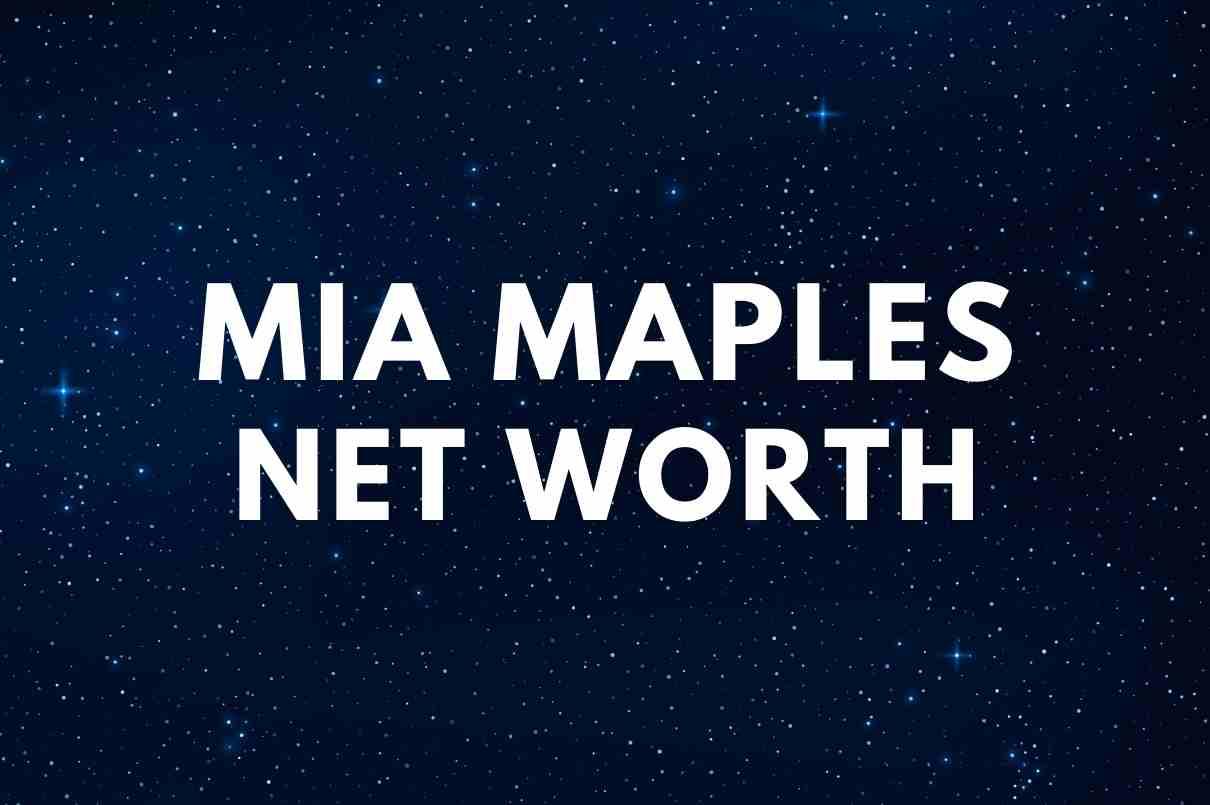 Mia Maples Net Worth 2021   Boyfriend & Biography - Famous ...