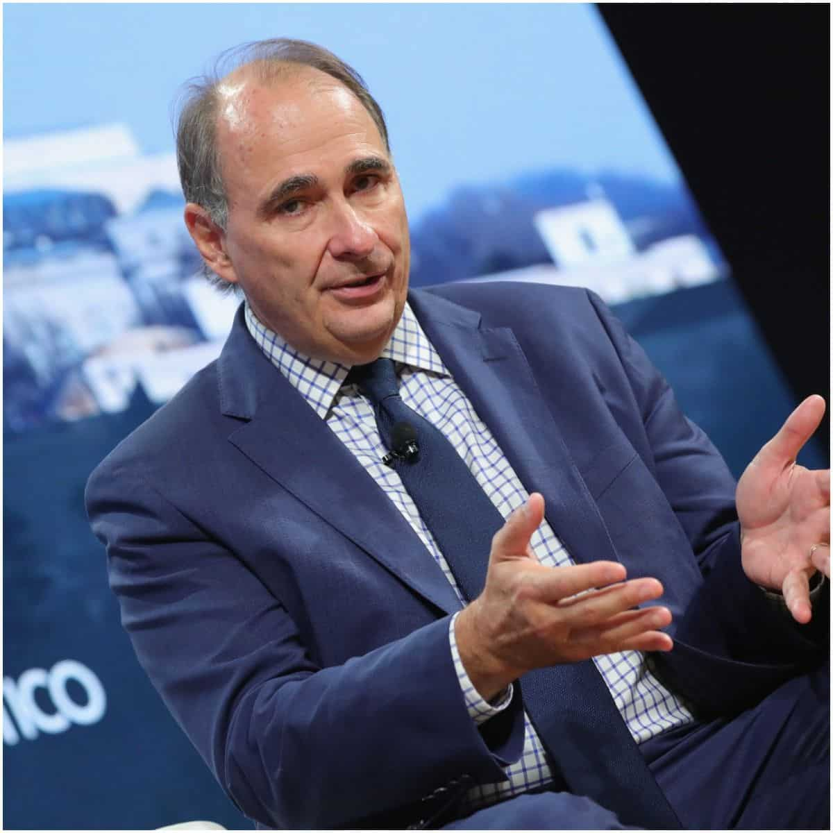 what is the net worth of David Axelrod