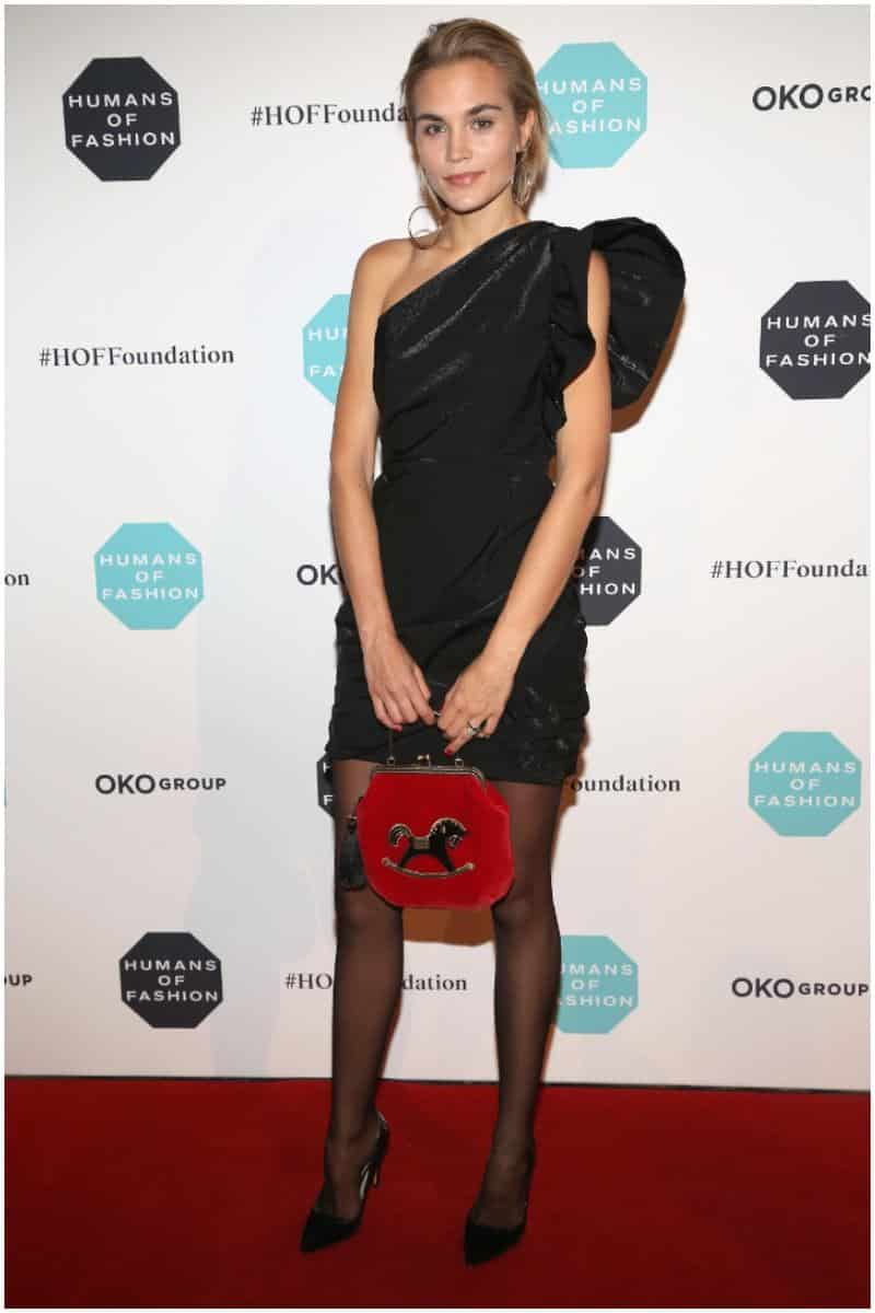 Anastasia Eremenko, girlfriend of Billy McFarland