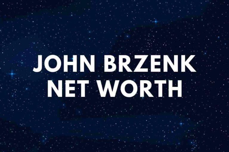 John Brzenk - Net Worth, Wife (Kelli), Biography