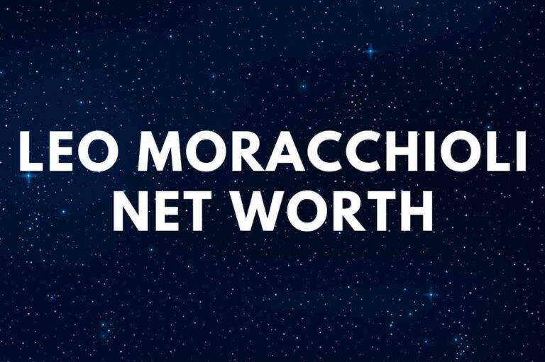 Leo Moracchioli Net Worth Wife & Biography
