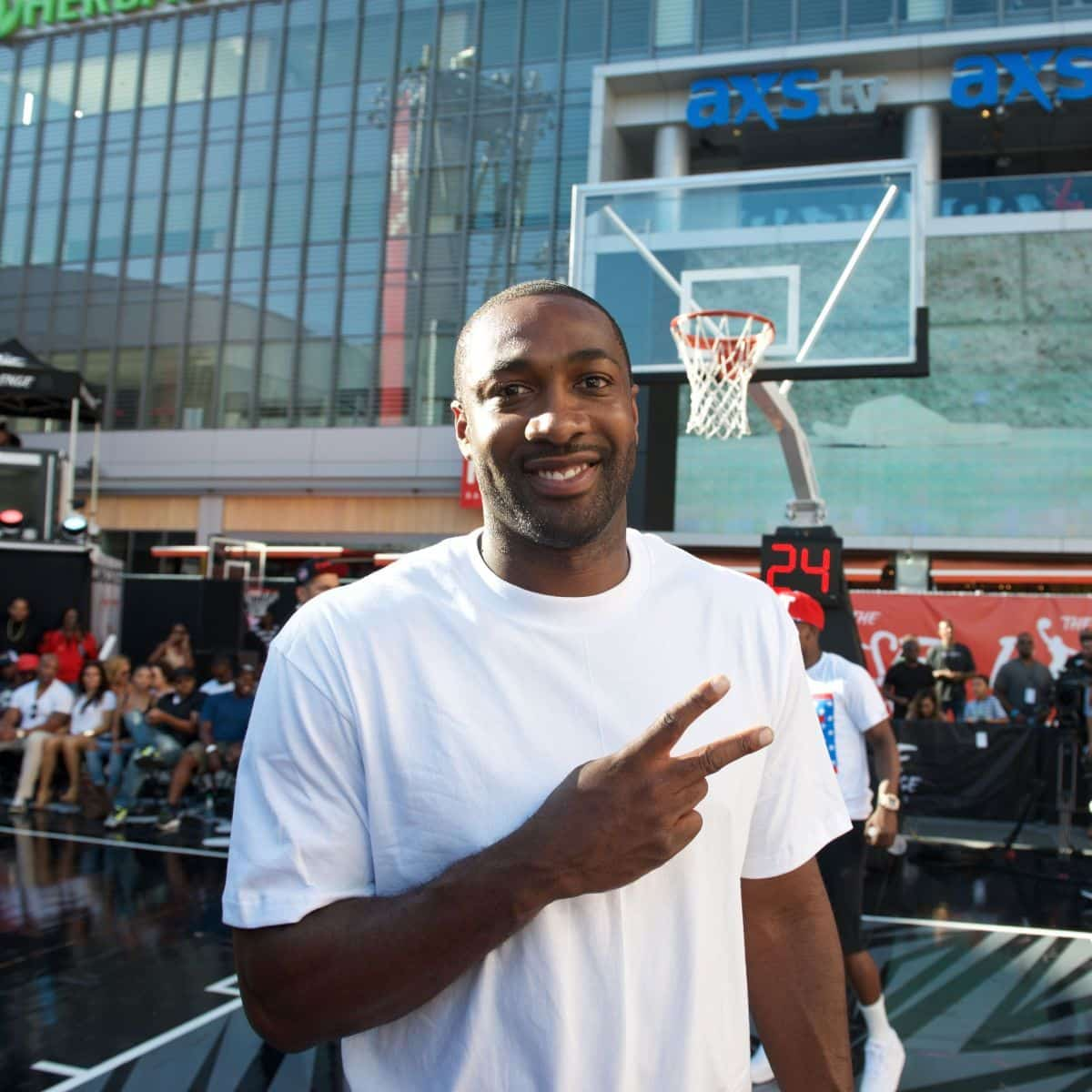 what is the net worth of Gilbert Arenas